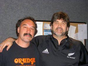 Bobby Vega and Jeff Tamalier