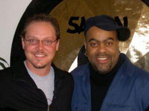 Chris Stankee and Herman