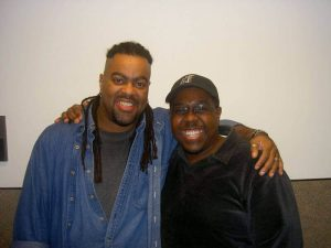 Drummer Marvin Smitty Smith