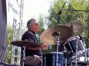 Drummer Willie Ornellas