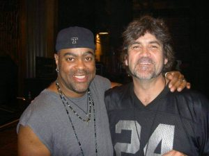 Herman and guitarist Jeff Tamelier