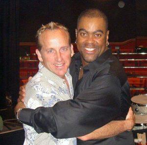 Russ McKinnon and Herman