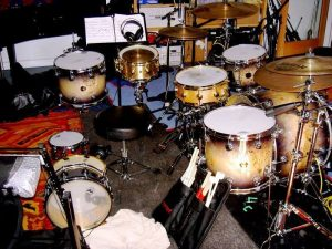 The Studio Drum Kit