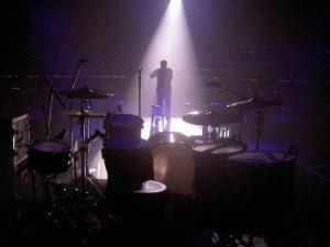 The Voice - Tom Jones on stage