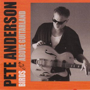 Pete Anderson Birds Above Guitarland (2013)