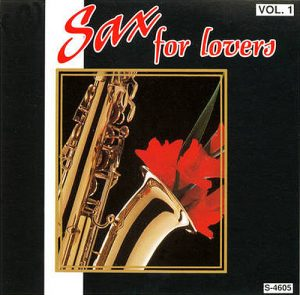 Sax For Lovers (Sony) (1996)