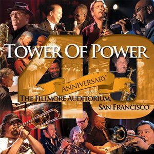 Tower Of Power 40th anniversary (2011)