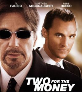 Two for the Money Movie Soundtrack (2005)