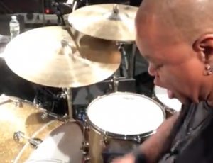 Get Yo' Feet Back On The Ground (Tower Of Power) – Drum View