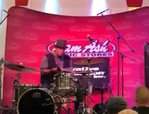 Herman Matthews • Sam Ash Music Drum Clinic • The Shuffle