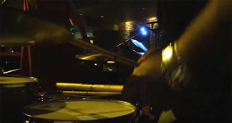 Herman Matthews Drum View