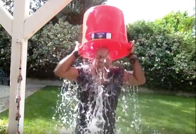 Herman Matthews Ice Bucket Challenge