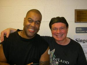 Herman and Bruce Conti