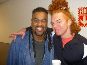 Herman and Carrot Top