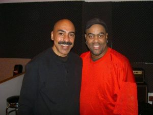Percussionist Kevin Ricard