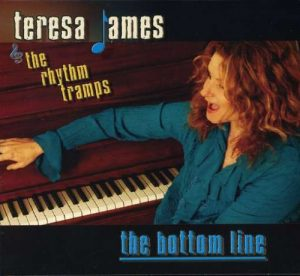 Teresa James & The Rhythm Tramps The Bottom Line (2007)