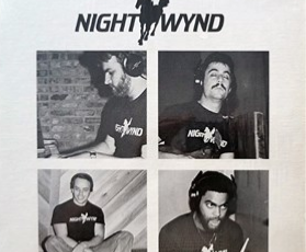 NIGHT WYND (Local band from Houston, TX)