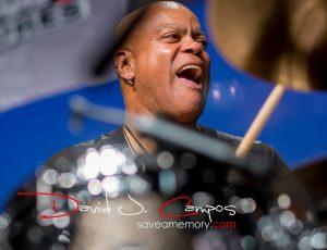 East Bay Soul (EBS) Drum Cam at Spaghettini.